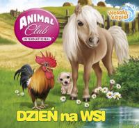 Animal Club Wesoła kąpiel Dzień na wsi - zbiorowe opracowanie   mała okładka