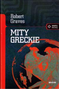 Mity greckie - Robert Graves | mała okładka
