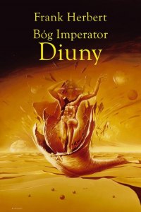Bóg Imperator Diuny - Frank Herbert | mała okładka