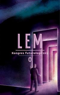 Kongres futurologiczny - Stanisław Lem   mała okładka