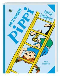 Przygody Pippi - Astrid Lindgren | mała okładka