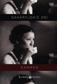 Saharyjskie dni - Sanmao   mała okładka