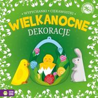 Wielkanocne wypychanki Dekoracje - zbiorowa praca | mała okładka