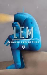 Opowieści o pilocie Pirxie - Stanisław Lem | mała okładka