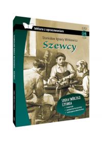Szewcy lektura z opracowaniem - Witkiewicz Stanisław Ignacy   mała okładka