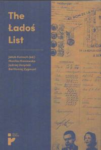 The Ładoś List - zbiorowa Praca | mała okładka