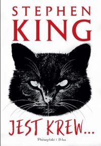 Jest krew… - Stephen King | mała okładka