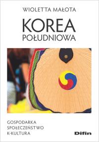 Korea Południowa - Wioletta Małota   mała okładka