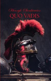 Quo Vadis - Henryk Sienkiewicz | mała okładka