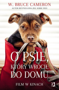 O psie który wrócił do domu - Cameron W. Bruce   mała okładka