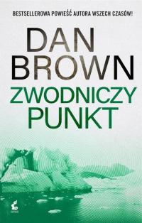 Zwodniczy punkt - Dan Brown | mała okładka