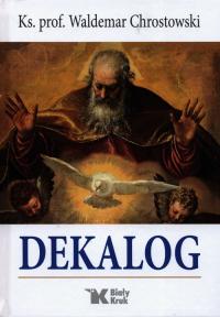 Dekalog - Waldemar Chrostowski | mała okładka