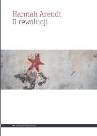 O rewolucji - Hannah Arendt   mała okładka