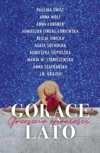 Gorące lato. Grzeszne opowieści - gnieszka, Sinicka Alicja, Suchocka Agata,   mała okładka