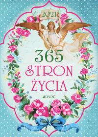 365 stron życia 2021 - Bielecka Justyna, Wołącewicz Hubert   mała okładka