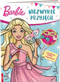 Barbie Niezwykłe przyjęcie MASK-1102 - zbiorowe Opracowanie | mała okładka