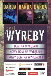 Dom na Wyrębach / Nowy Dom na Wyrębach / Nowy Dom na Wyrębach II Pakiet - Stefan Darda | mała okładka