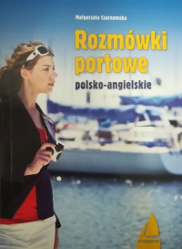 Rozmówki portowe - Małgorzata Czarnomska   mała okładka