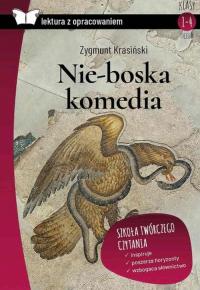 Nie-boska komedia Lektura z opracowaniem - Zygmunt Krasiński | mała okładka
