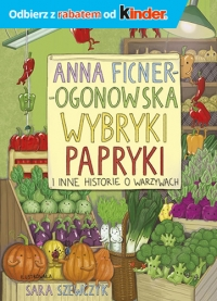 Wybryki papryki i inne historie o warzywach -  | mała okładka