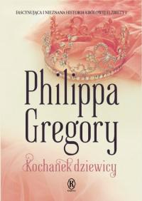 Kochanek dziewicy - Philippa Gregory | mała okładka