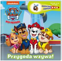 Psi Patrol Magiczne obrazki Przygoda wzywa! - zbiorowe opracowanie | mała okładka