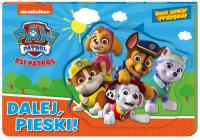 Psi patrol Nowy wymiar przygody Dalej, pieski! - zbiorowe opracowanie | mała okładka