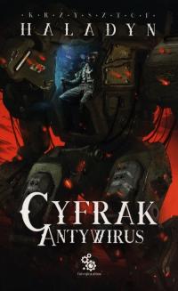 Cyfrak Tom 2 Antywirus - Krzysztof Haladyn | mała okładka