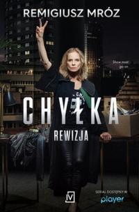 Rewizja okładka serialowa - Remigiusz Mróz   mała okładka
