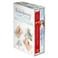 Pakiet orzechowy: To będą piękne święta / Spełnione życzenia - Karolina Wilczyńska | mała okładka