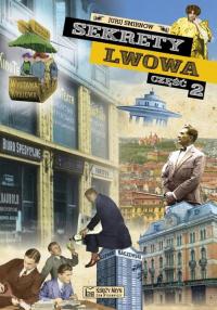 Sekrety Lwowa Część 2 - Jurij Smirnow   mała okładka