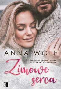 Zimowe serca - Anna Wolf   mała okładka