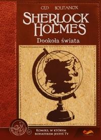 Sherlock Holmes. Dookoła świata -  | mała okładka
