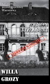 Willa grozy - Zenon Różański   mała okładka