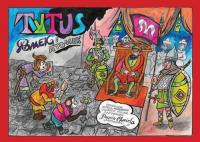 Tytus, Romek i ATomek pomagają księciu Mieszkowi ochrzcić Polskę z wyobraźni Papcia Chmiela narysowani - Chmielewski Henryk Jerzy | mała okładka