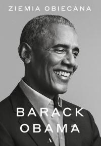 Ziemia obiecana - Barack Obama   mała okładka