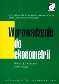 Wprowadzenie do ekonometrii - zbiorowa Praca   mała okładka