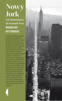 Nowy Jork Od Mannahatty do Ground Zero - Magdalena Rittenhouse | mała okładka
