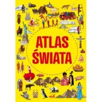 Atlas świata -    mała okładka