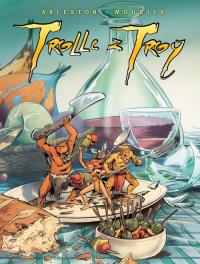 Trolle z Troy Tom 4 vol. 13-16 -  | mała okładka