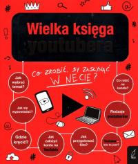 Wielka Księga youtubera -    mała okładka