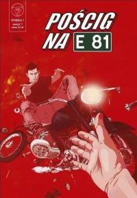 Wydział 7 Pościg na E81 - zbiorowa Praca   mała okładka