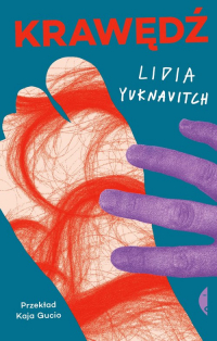 Krawędź - Lidia Yuknavitch   mała okładka