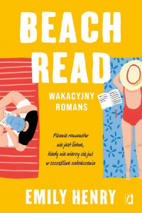 Beach Read - Emily Henry   mała okładka