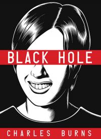 Black Hole - Charles Burns   mała okładka