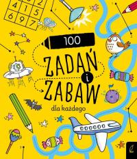 100 zadań i zabaw dla każdego -  | mała okładka