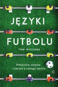 Języki futbolu - Tom Williams   mała okładka