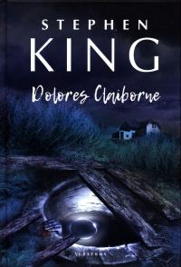 Dolores Claiborne - Stephen King   mała okładka