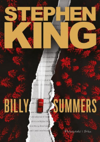 Billy Summers - Stephen King | mała okładka