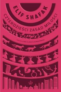 Czterdzieści zasad miłości - Elif Shafak   mała okładka
